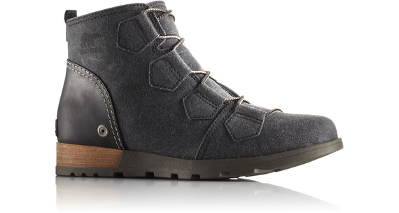 Sorel W's Sorel Major Lace Black/Wet Sand